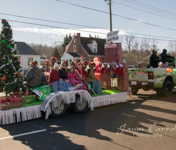 2016 Brambleton Christmas Parade