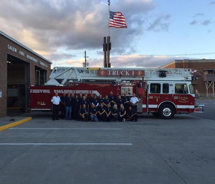 Salem Fire-EMS Dept Citizens Academy #1