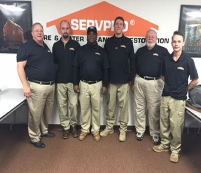 General SERVPRO honors Veterans