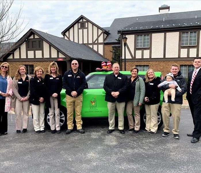 Community SERVPRO of Roanoke donates Kia Soul to Ronald McDonald House Charities of Southwest Virginia