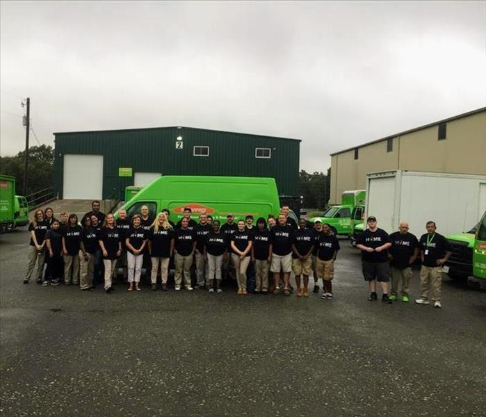 Why SERVPRO Rock A Tee Day